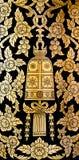 Thai art,bell Stock Photo