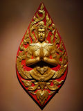 Thai Art Buddhist Sculpture Royalty Free Stock Images