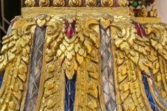 Thai Art Craft Royalty Free Stock Images