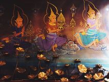 Thai art Stock Photography