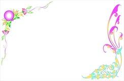 Thai art design Royalty Free Stock Images