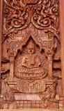 Thai art detail Royalty Free Stock Photography