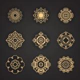 Thai art element for design Stock Images