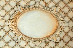 Thai art frame Stock Photography