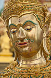 Thai art god statue Royalty Free Stock Image