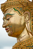 Thai art god statue Royalty Free Stock Photos
