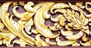 Thai art pattern Royalty Free Stock Image