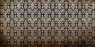 Thai art pattern background Royalty Free Stock Photo