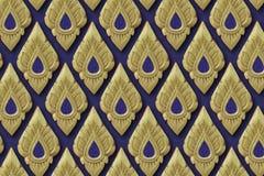 Thai art pattern. stock images