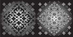 Thai art pattern, Backgrounds Stock Photography
