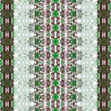 Thai art pattern. Oriental floral seamless ornament. Stock Photos