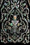 Thai art pattern style Stock Photos