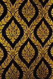 THAI ART,Pattern Thai Royalty Free Stock Photo