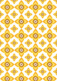 Thai art pattern Royalty Free Stock Photo