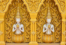 Thai art Royalty Free Stock Photo