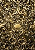 Thai art texture Royalty Free Stock Photo