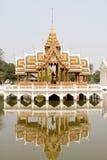 Thai arts building Stock Images