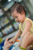 Thai Baby Royalty Free Stock Photo