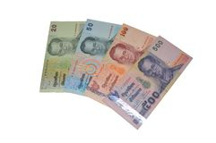 Thai baht currency Stock Images