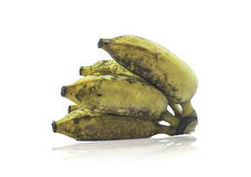 Thai banan Arkivbild