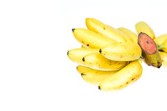 Thai banana Stock Images