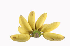 Thai Banana Stock Image