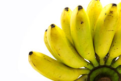 Thai bananas Royalty Free Stock Images