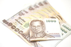 Thai banknote Stock Photo