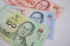 Thai banknote Royalty Free Stock Images