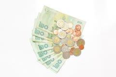 Thai Banknotes Royalty Free Stock Photo