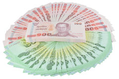 Thai Banknotes Stock Images