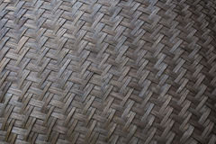 Thai basketwork texture. Stock Photos