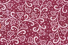 Thai Batik sarong pattern. Stock Image