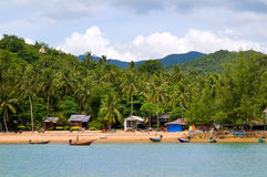 Thai beach Stock Image