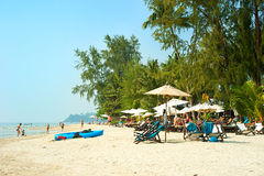 Thai beach Stock Images