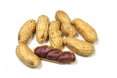 Thai beans. Is general sale in market stock images