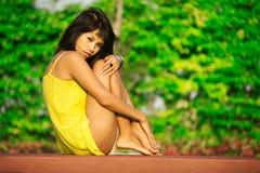 Thai beauty Stock Photos