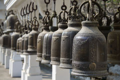 Thai Bells Royalty Free Stock Images