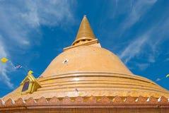 Thai big pagoda ,Thailand Stock Images