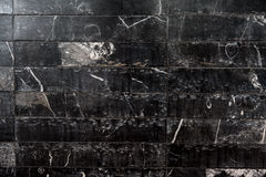 Thai black marble pattern royalty free stock photos