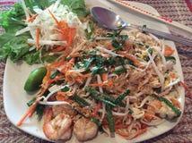 thai block Royaltyfri Foto