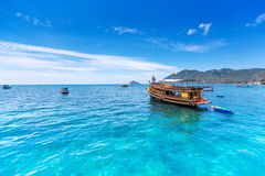 Thai boat Royalty Free Stock Photography