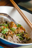 Thai Boat Noodle Royalty Free Stock Photography