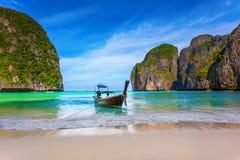 Thai boat Stock Image