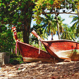 Thai Boats Royalty Free Stock Photography