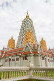 Thai bodhgaya in pattaya Stock Photography