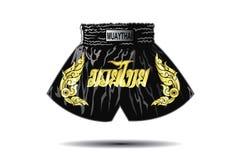 Thai boxer shorts Stock Photography