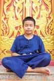 Thai boy Stock Photo