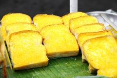 Thai breakfast bread Stock Image
