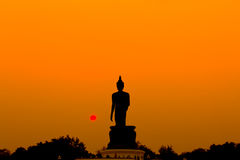 Thai Buddha Royalty Free Stock Photography